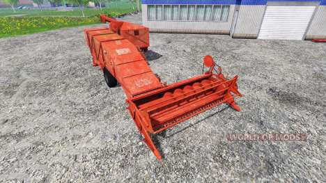 Bizon Z020 for Farming Simulator 2015