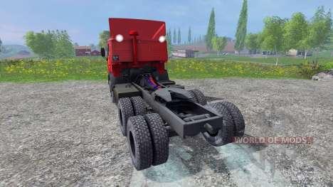 KamAZ-5410 for Farming Simulator 2015