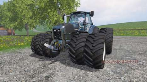 Deutz-Fahr Agrotron 7250 Warrior v3.0 for Farming Simulator 2015