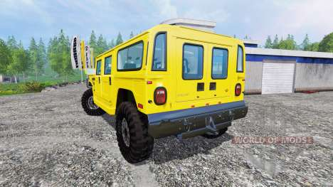 Hummer H1 Alpha for Farming Simulator 2015