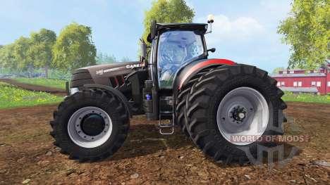 Case IH Puma CVX 240 [Premium] v1.4 for Farming Simulator 2015