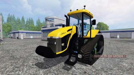 Challenger MT 875E for Farming Simulator 2015