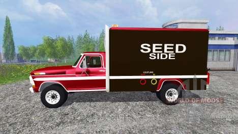 Ford F-100 [seed side] for Farming Simulator 2015
