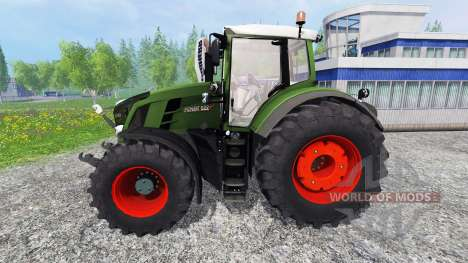Fendt 822 Vario for Farming Simulator 2015