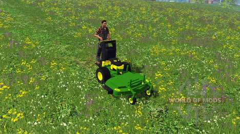 John Deere GS75 for Farming Simulator 2015