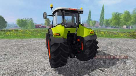 CLAAS Axion 850 for Farming Simulator 2015