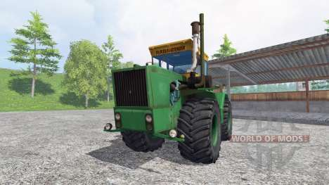 RABA Steiger 250 v2.1 for Farming Simulator 2015