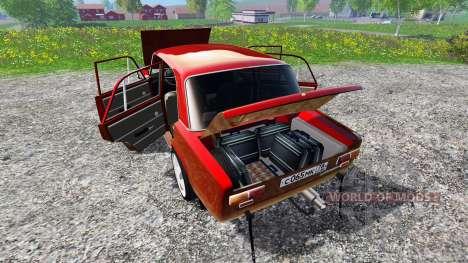 VAZ-2101 for Farming Simulator 2015