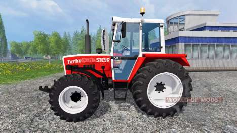Steyr 8090A Turbo SK2 [normal] for Farming Simulator 2015