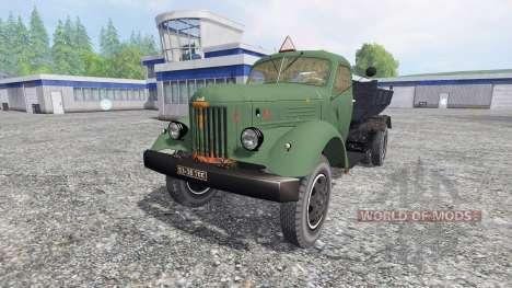 ZIL-MMZ L for Farming Simulator 2015