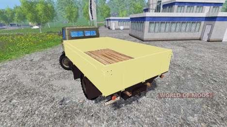 GAZ-66 for Farming Simulator 2015