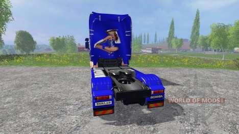 Scania R560 [Lux] for Farming Simulator 2015