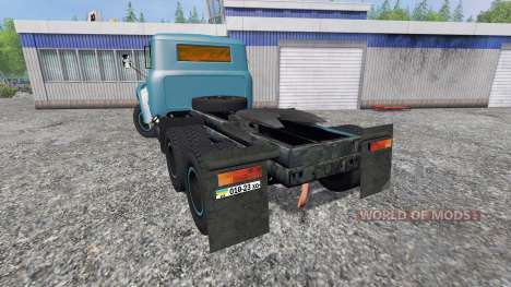 ZIL-G for Farming Simulator 2015