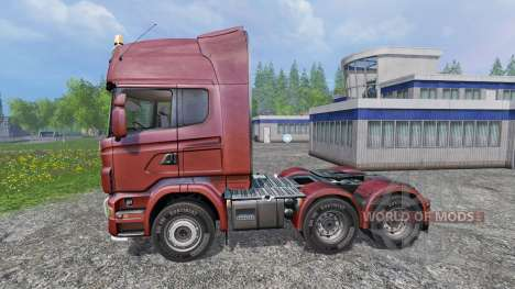 Scania R730 [Topline] for Farming Simulator 2015