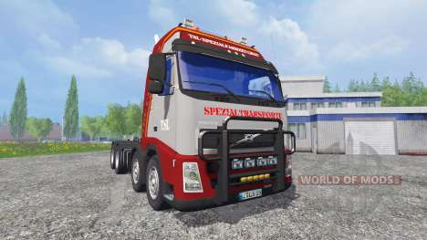 Volvo FH12 HKL for Farming Simulator 2015