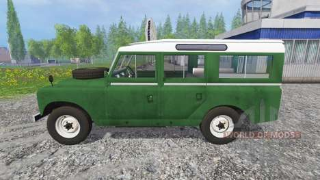Land Rover Series IIa Station Wagon for Farming Simulator 2015