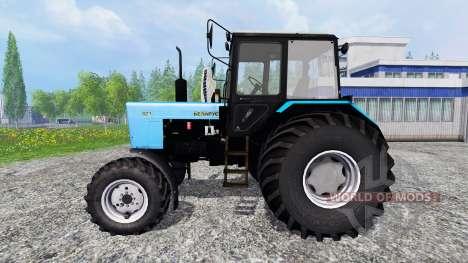 MTZ-82.1 v2 Belarusian.3 for Farming Simulator 2015