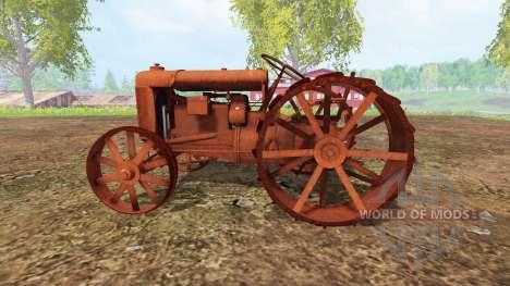 Fordson Model F 1917 [relict] for Farming Simulator 2015