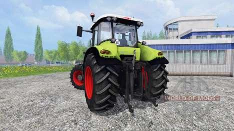 CLAAS Arion 620 for Farming Simulator 2015