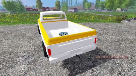 GMC C1500 1969 for Farming Simulator 2015
