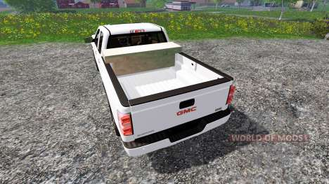 GMC Serria 2014 for Farming Simulator 2015