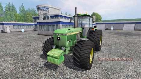 John Deere 4755 [terra] for Farming Simulator 2015
