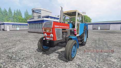Zetor 8011 for Farming Simulator 2015