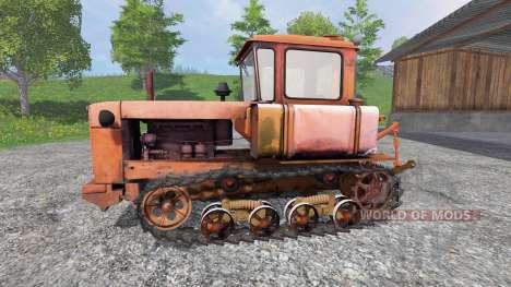 DT-75N for Farming Simulator 2015
