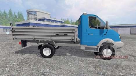 GAZ-3310 for Farming Simulator 2015
