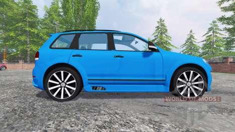 Volkswagen Touareg I for Farming Simulator 2015