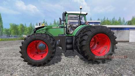 Fendt 1050 Vario [grip] v4.1 for Farming Simulator 2015