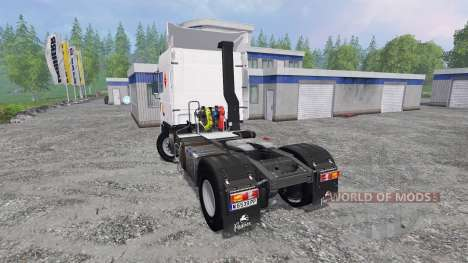 Pegaso Troner for Farming Simulator 2015