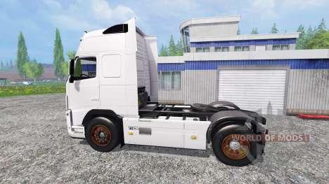 Volvo FH16 Mk.II v1.1 for Farming Simulator 2015