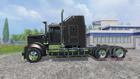 Kenworth T908 for Farming Simulator 2015
