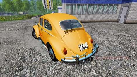 Volkswagen Beetle 1966 [Maltese] for Farming Simulator 2015