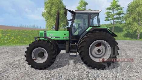 Deutz-Fahr AgroStar 6.31 for Farming Simulator 2015