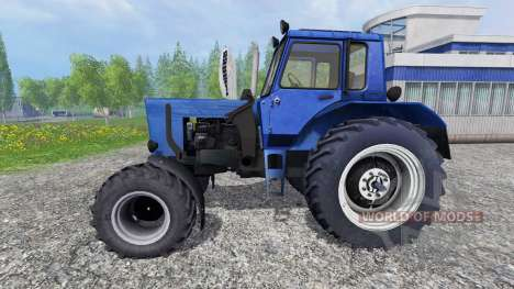 MTZ-82 Turbo v2.0 for Farming Simulator 2015