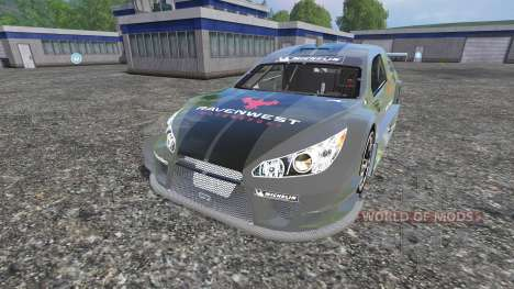 Chevrolet Impala SS NASCAR [Ravenwest] for Farming Simulator 2015