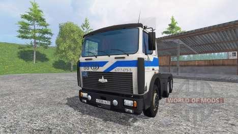 MAZ-642208 for Farming Simulator 2015