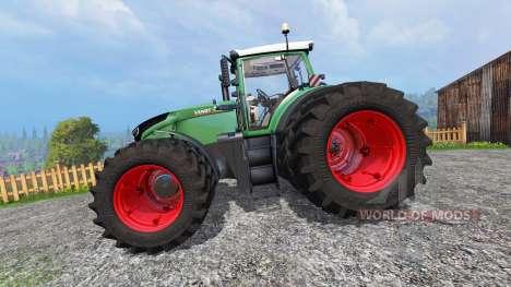 Fendt 1050 Vario [grip] v4.2 for Farming Simulator 2015