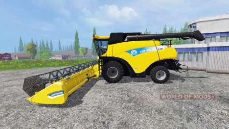 New Holland CR 9090 for Farming Simulator 2015
