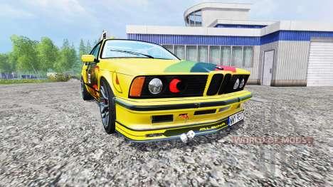 BMW M635CSi (E24) for Farming Simulator 2015