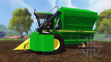 John Deere 9910 for Farming Simulator 2015
