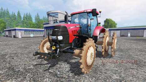Case IH Puma CVX 160 FL for Farming Simulator 2015