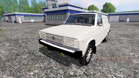 VAZ-2104 for Farming Simulator 2015