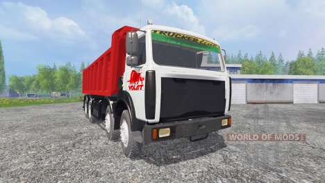 MAZ MZKT 65152 for Farming Simulator 2015
