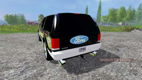 Ford Excursion for Farming Simulator 2015