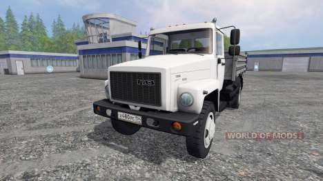 GAZ-35071 v2.0 for Farming Simulator 2015