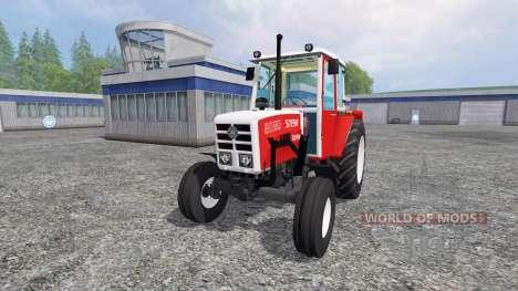 Steyr 8080H Turbo SK1 for Farming Simulator 2015