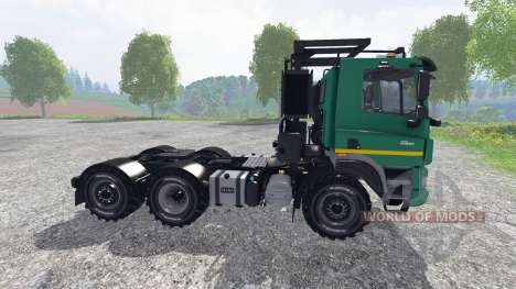 Tatra Phoenix T 158 v1.1 for Farming Simulator 2015